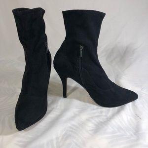 WHBM Myles pumpline ankle boots 81/2